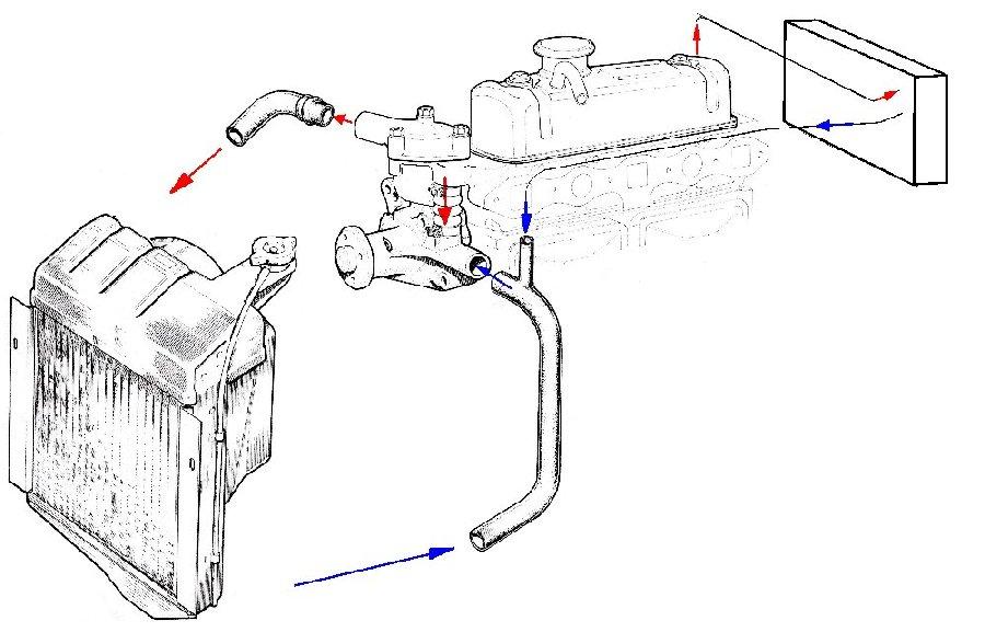 Intermotor 50160 Radiator Fan Switch